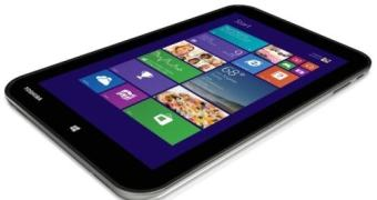 Toshiba Encore é o mais novo tablet de 8 polegadas com Windows 8.1