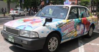 Táxi japonês vai avisar se você esquecer alguma coisa no carro