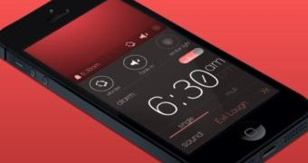 Este app despertador vai te chacoalhar para fora da cama. Literalmente