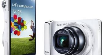 Surgem especificações da Galaxy S5 Zoom, sucessora da point-and shoot com smartphone embutido da Samsung