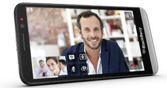BlackBerry apresenta o Z30, seu novo smartphone de 5 polegadas