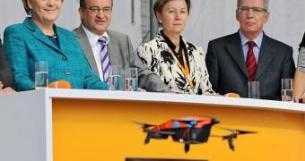 Protesto do Partido Pirata alemão pode aumentar ainda mais a histeria contra os drones