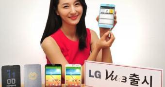 Eis o Vu 3, novo smartphone da LG com tela de 5,2 polegadas com proporção 4:3