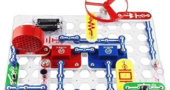 Snap Circuits — Um brinquedo sensacional – e barato – pra molecada aprender eletrônica
