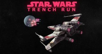 Jogo com Oculus Rift para você entrar na X-Wing Fighter e destruir a Death Star