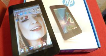[Review] — HP Slate 7
