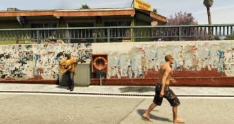 Um passeio por uma bucólica Los Santos
