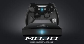 Mad Catz detalha o M.O.J.O., seu console Android