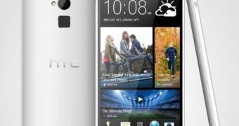 Eis o HTC One Max, foblet com display de 5,9 polegadas e leitor de impressões digitais
