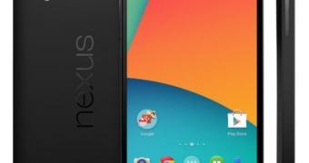Nexus 5 aparece (e some) na Play Store por US$ 349