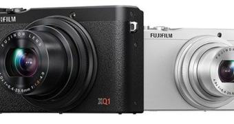 Fuji XQ1 – compacta premium