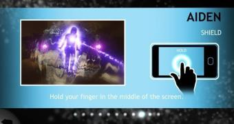 Use seu tablet ou celular para jogar Beyond: Two Souls