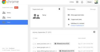 """Google Chrome Beta ganha opção de """"usuários supervisionados"""""""