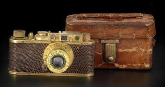 Uma Leica Luxus II pode ser vendida por US$ 1,6 milhões em novembro