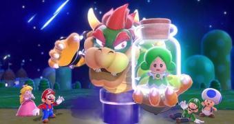 BigN diz porque novo Mario 3D não terá multiplayer online