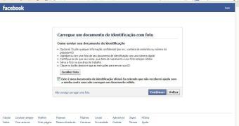 BREAKING NEWS: Facebook bane milhares de usuários e exige RG para restaurar acesso