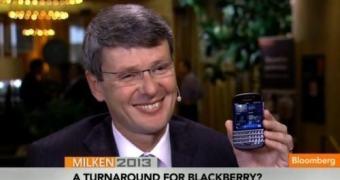 BlackBerry se complica: processo de venda naufraga, CEO é afastado e ações despencam