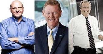 Microsoft reduz lista de candidatos a CEO para cinco pessoas; Stephen Elop e Alan Mulally são os favoritos