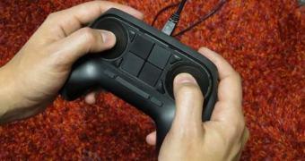 Somente a Valve produzirá Steam Controllers