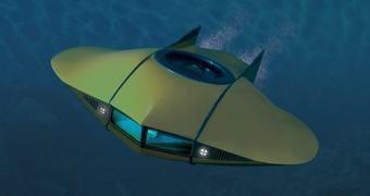 Submarinos do futuro podem se inspirar em arraias. Ou não.