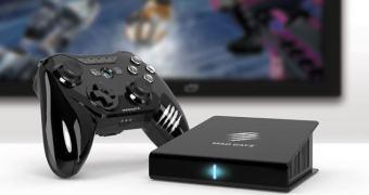 M.O.J.O. poderá receber streaming de jogos do PC