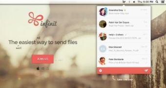 Dica de app: Infinit, ferramenta que compartilha arquivos de qualquer tipo ou tamanho