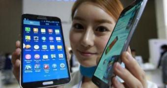 Samsung teria iniciado produção em massa de displays 4K para smartphones