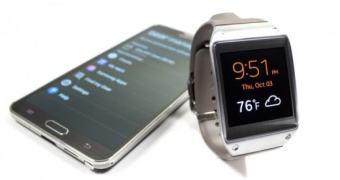 Samsung enviou 800 mil unidades do Galaxy Gear às lojas em dois meses