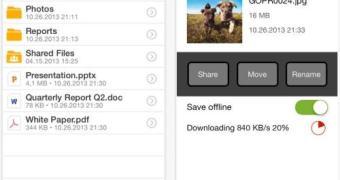 Mega de Kim Dotcom agora conta com app para iOS