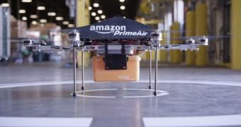 FAA derruba os drones da Amazon do céu
