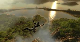 Multiplayer do Just Cause 2 será lançado no Steam