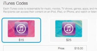 PayPal lança loja de Gift Cards e Apple é sua primeira parceira
