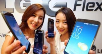 Para a LG, cerca de 40% de todos os smartphones serão dobráveis ou curvos até 2020