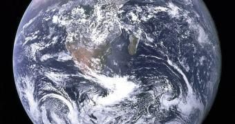 NASA lembra os 41 anos da Blue Marble