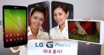 Variante do LG G Pad 8.3 pode não ser um novo Nexus, mas um Google Play Edition [UPDATE]