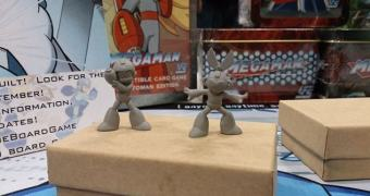 Quer um jogo de tabuleiro do Mega Man?