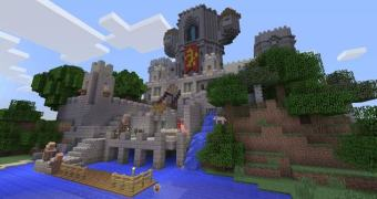 Minecraft chegará amanhã ao PlayStation 3