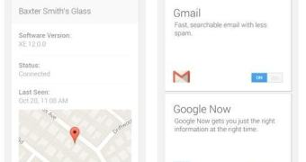 MyGlass, app para conectar o iPhone ao Google Glass aparece e some da App Store