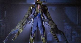 Para desespero da Rainha Alien, Panasonic começa a produzir powerloaders