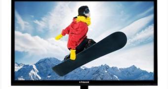 Polaroid (é, ainda existe) anuncia TV 4K por US$ 1.000,00