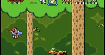 Geek usa bugs do Super Mario World pra injetar novo código e jogar Pong