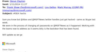 Microsoft confirma: grupo sírio comprometeu contas de e-mail de seus funcionários