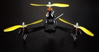 Pocket Drone – fotografia aérea ao alcance de todos