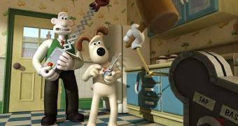 Wallace & Gromit e a triste extinção de games