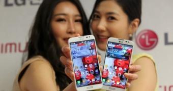 LG Optimus G Pro 2 contará com câmera capaz de gravar vídeos em 4K