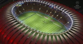 EA anuncia jogo da Copa do Mundo 2014