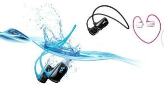Isso sim é show-off: Sony vende Walkman dentro de squeeze com água