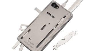 TaskOne, um case para iPhone 5 e 5s digno de MacGyver