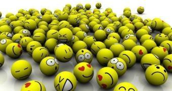 Nosso cérebro está aprendendo a reconhecer emoticons como rostos reais