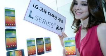LG anuncia linha L III, smartphones de entrada com Android 4.4 KitKat